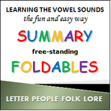 PHONICS INTERVENTION Learning Vowel Sounds foldables