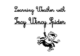 Learning Weather with Incy Wincy Spider