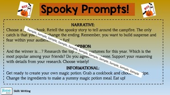 Learning While Having Spooky Fun!