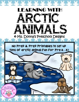 Learning With Arctic Animals