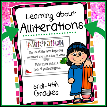 Learning about Alliteration