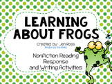 Learning about Frogs