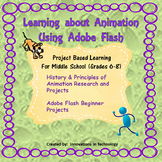 Learning about Animation using Adobe Flash