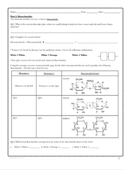 carbohydrate worksheet answers breadandhearth. Black Bedroom Furniture Sets. Home Design Ideas