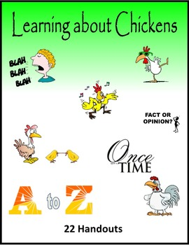 Learning about Chickens (Farm Animals)
