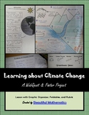 Learning about Climate Change: WebQuest & Poster Project f