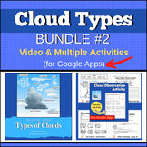 Learning about Clouds Video and Activities for Google Apps