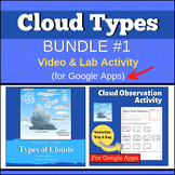 Learning about Clouds Video and Activity for Google Apps