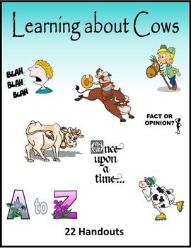 Learning about Cows (Farm Animals)