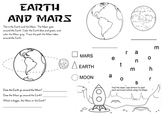 Learning about Earth and Mars