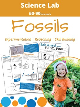 Learning about Fossils - Student Lab Book