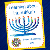 Learning about Hanukkah - Project Based Learning