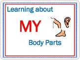 Learning about MY Body Parts