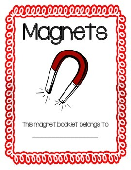 Learning about Magnets Student Booklet