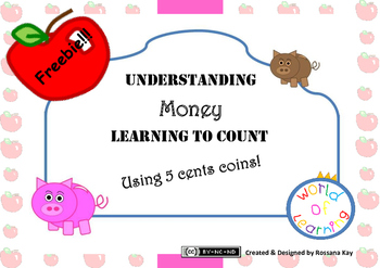 Learning about Money! Australian Coins