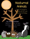 Learning about Nocturnal Animals with QR code integrated technology