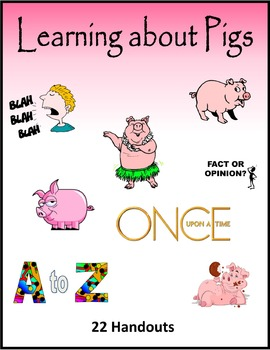Learning about Pigs (Farm Animals)