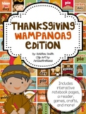 Learning about Thanksgiving- The Wampanoag Edition