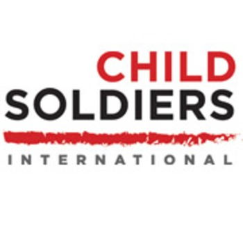 Learning about child soldiers - Map