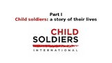 Learning about child soldiers - Powerpoint presentation fo