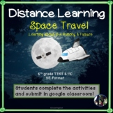 Learning about space travel history and future 6.11C  Dist
