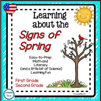 Learning about the Signs of Spring (American)