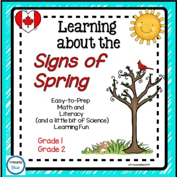 Learning about the Signs of Spring (Canadian)
