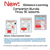 Learning all about elements - Distance Learning Companion