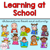 Learning at School Interactive Book!