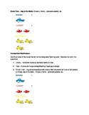Learning is Fun! 'A' for APPLE Lesson Plan Preschool/Homeschool