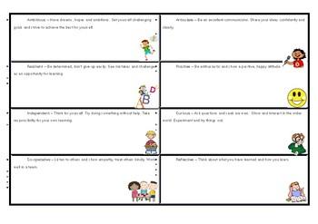 Learning mentor observation sheet