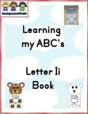 Learning my ABC's Letter Ii Book