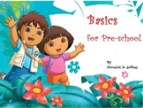 Learning some pre-school basics!