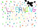 Learning street logo