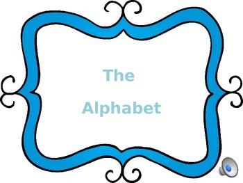 Learning the Alphabet - ESL/EFL Beginners/Newcomers - Powe