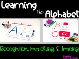 Learning the Alphabet- Recognition, Matching, and Tracing