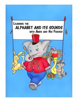Learning the Alphabet with Amos and his Friends