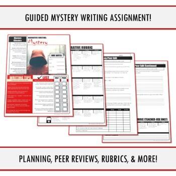 Mystery Writing Workshop