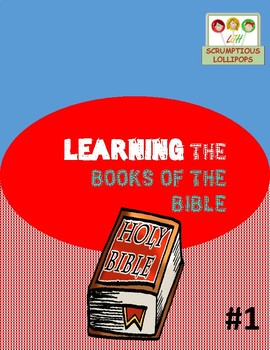 Learning the Books of the Bible    #1