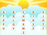 Learning the English Alphabet (A & B) DEMO