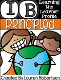 Learning the Learner Profile- Principled