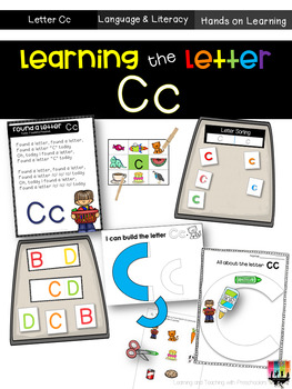 Learning the Letter Cc