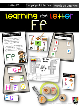 Learning the Letter Ff