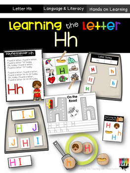 Learning the Letter Hh