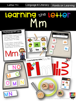 Learning the Letter Mm
