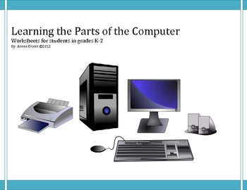 Learning the Parts of the Computer- {coloring and matching}
