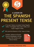 Learning the Present Tense - Complete Spanish Lesson