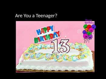 Learning the Teen Numbers