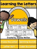 Learning the Vowels Mini Books (BUNDLED)