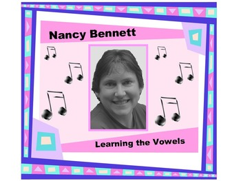 Learning the Vowels (mp3)